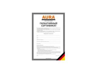 Расширение гарантийного срока на теплые полы AURA c 01.03.2019
