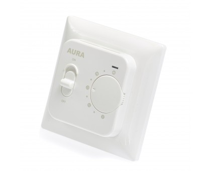 AURA LTC 230 WHITE - простой белый терморегулятор