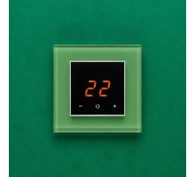 AURA ORTO 1164 GREEN LUMINOUS - сенсорный регулятор