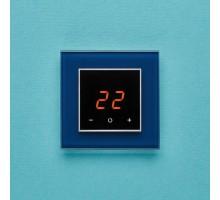 AURA ORTO 5001 BLUE PETROL - сенсорный регулятор