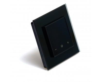 AURA ORTO 9005 BLACK CLASSIC - терморегулятор с сенсорным экраном