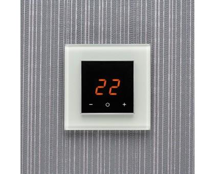 AURA ORTO 9010 WHITE SOFT - терморегулятор с сенсорным экраном