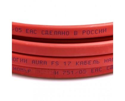 Комплект для обогрева труб снаружи AURA FS 17-8