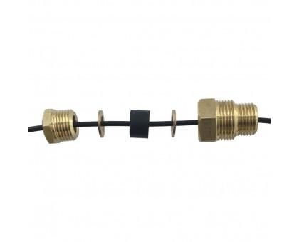 AURA FS INSIDE 3м (с сальником) - комплект для обогрева внутри трубы