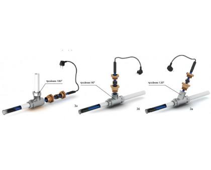 AURA AKS 3 - сальниковый узел для ввода кабеля в трубу 1/2 и 3/4