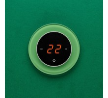 AURA RONDA 1164 GREEN LUMINOUS - сенсорный регулятор