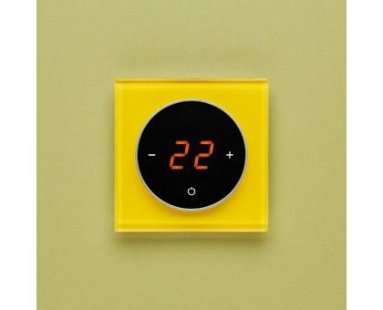 AURA TAKTO 1023 YELLOW RICH - терморегулятор с сенсорным экраном