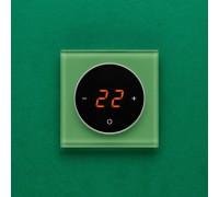 AURA TAKTO 1164 GREEN LUMINOUS - сенсорный регулятор