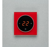 AURA TAKTO 1586 RED LUMINOUS - сенсорный регулятор