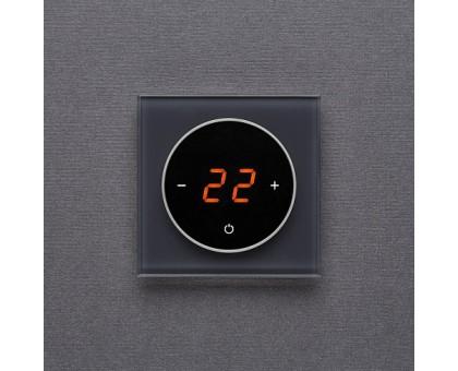 AURA TAKTO 7016 ANTHRACITE AUTHENTIC - терморегулятор с сенсорным экраном